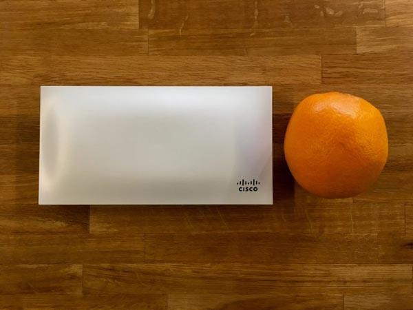MR33 and orange